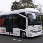 【ベンチャー発】ZMPが自動運転バスを報道公開