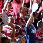 【ラグビー日本】列島総立ち!サモアに勝利!【3連勝】
