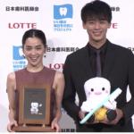 【ベストスマイル賞】竹内涼真が授賞「やっと来たな」