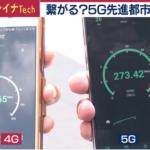 繋がる?5G先進都市の実力【中国・深圳】